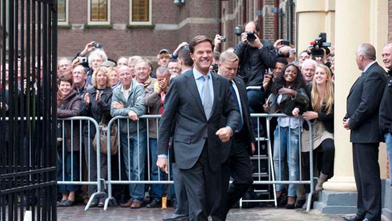 Afbeelding van Het geraamte voor Rutte III ligt klaar, nu deze thema's nog
