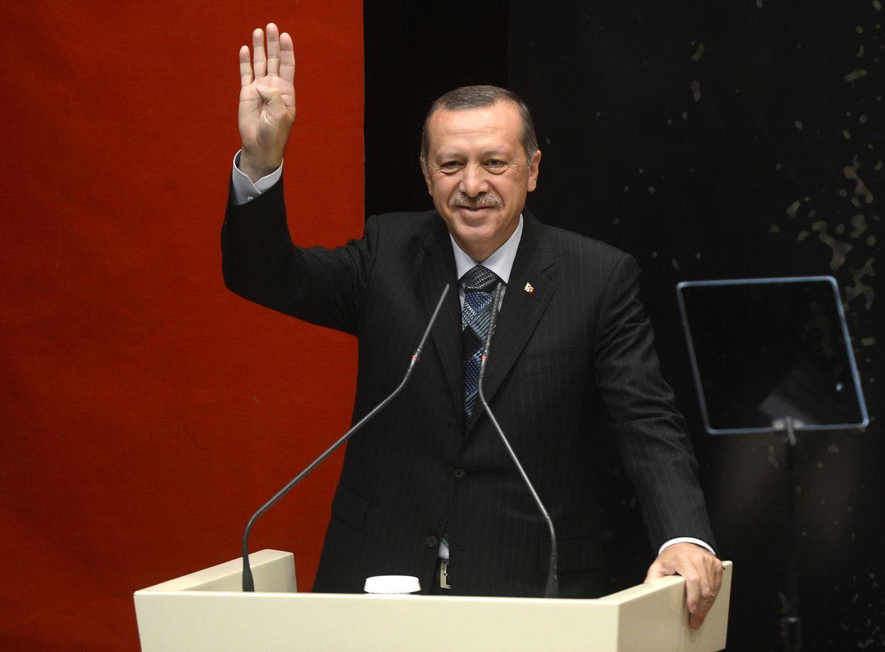 Afbeelding van Turkije stemt 'evet'  en geeft president Erdogan meer macht