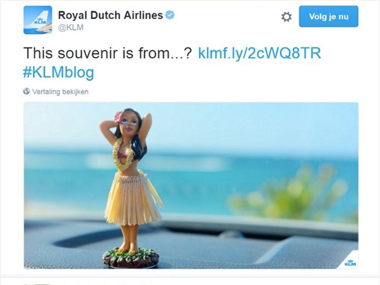 KLM deel 1