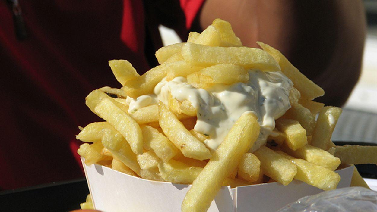 Afbeelding van De Vlaamse frietcultuur wordt bedreigd