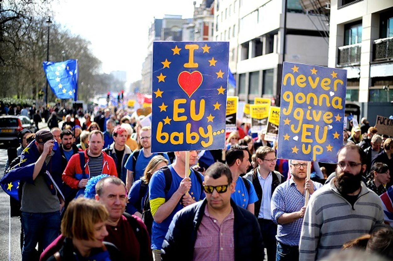 Afbeelding van Striktere lijn in Brexit-onderhandelingen