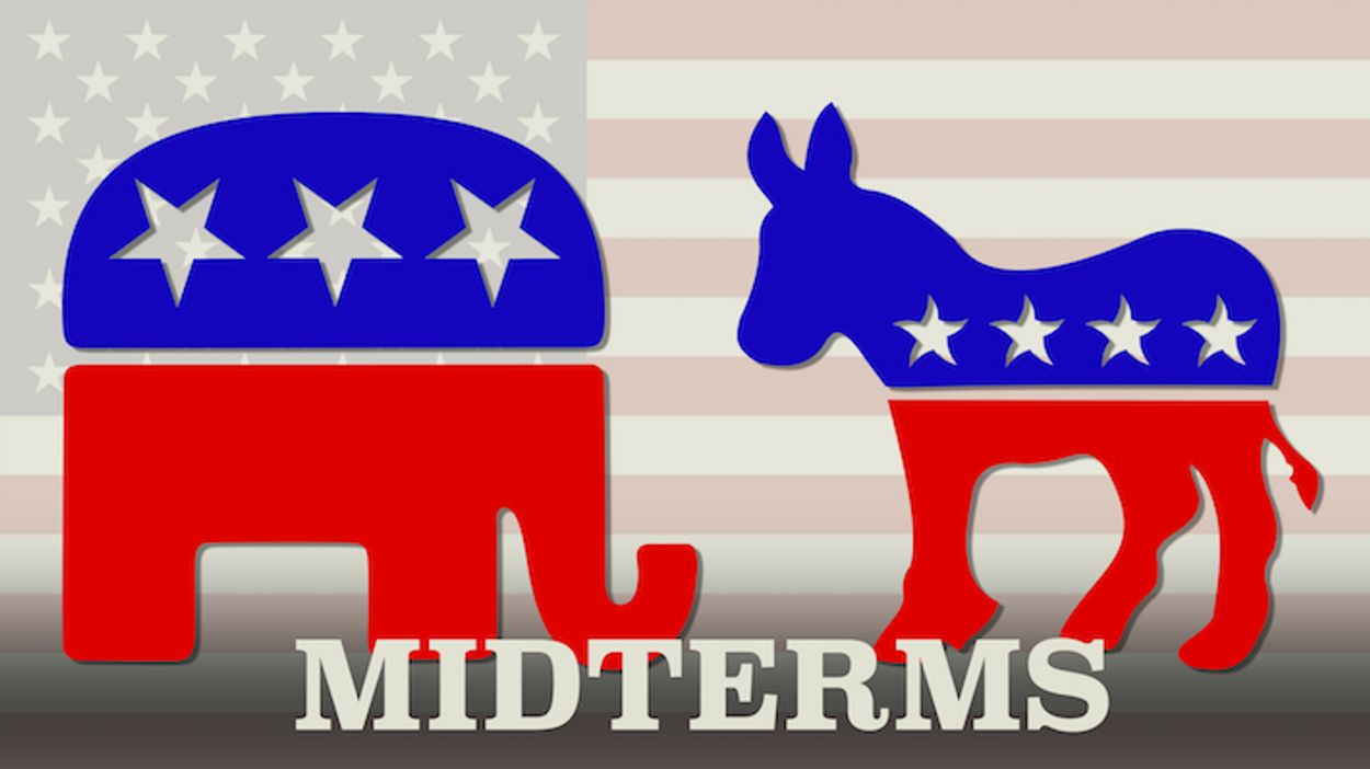 Afbeelding van De Midterms: strijd om de toekomst van de verdeelde Verenigde Staten