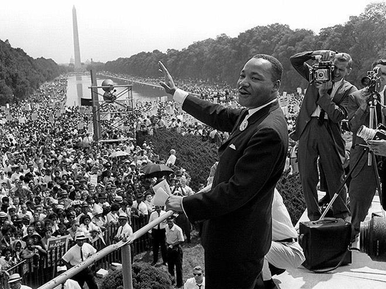 Speech Martin Luther King