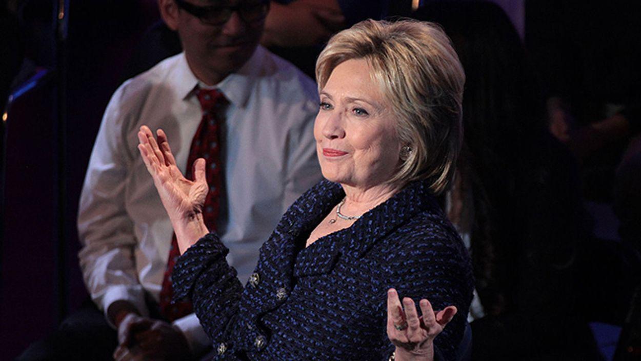 Afbeelding van Hillary Clinton: het leven naar die irreële verkiezingsnederlaag