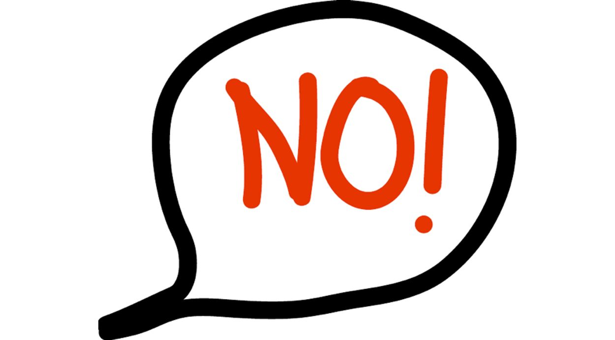 Afbeelding van Zeg eens 'nee' tegen je baas