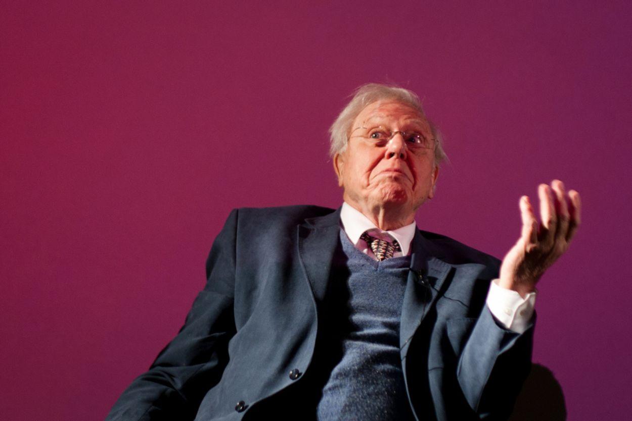 Afbeelding van Sir David Attenborough wordt 93
