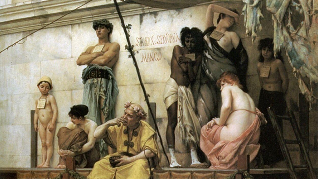 Afbeelding van 'Nederland verdient een nationaal slavernijmuseum'