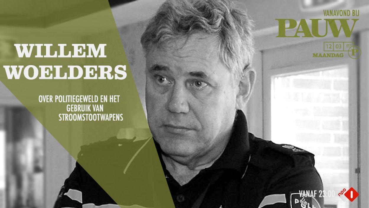 Willem Woelders over teasers
