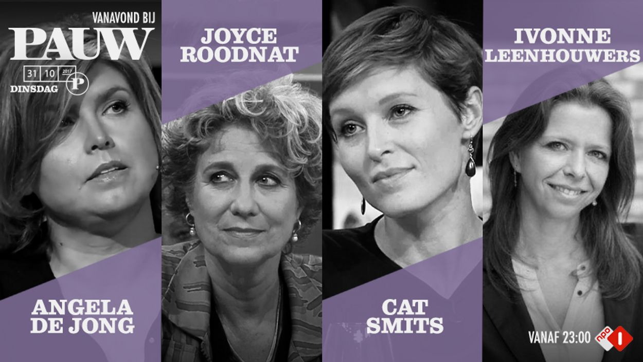 MeToo met de vier vrouwen