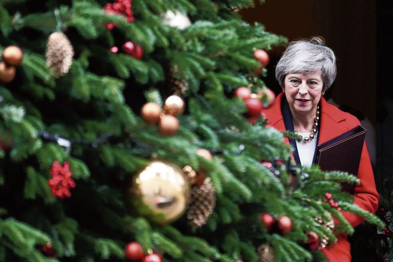 Afbeelding van Brexit-tijdlijn: van Camerons referendumvoorstel tot Mays Brexit-deal