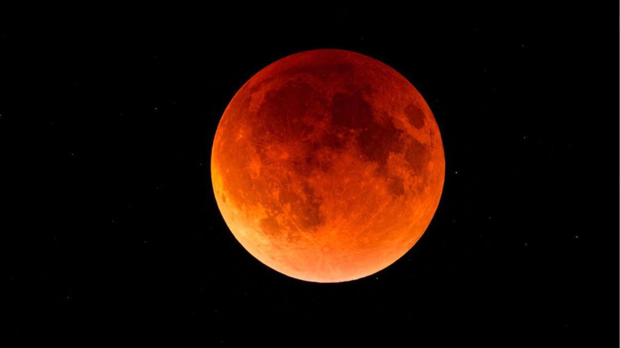Afbeelding van Kijk vanavond naar de maansverduistering!