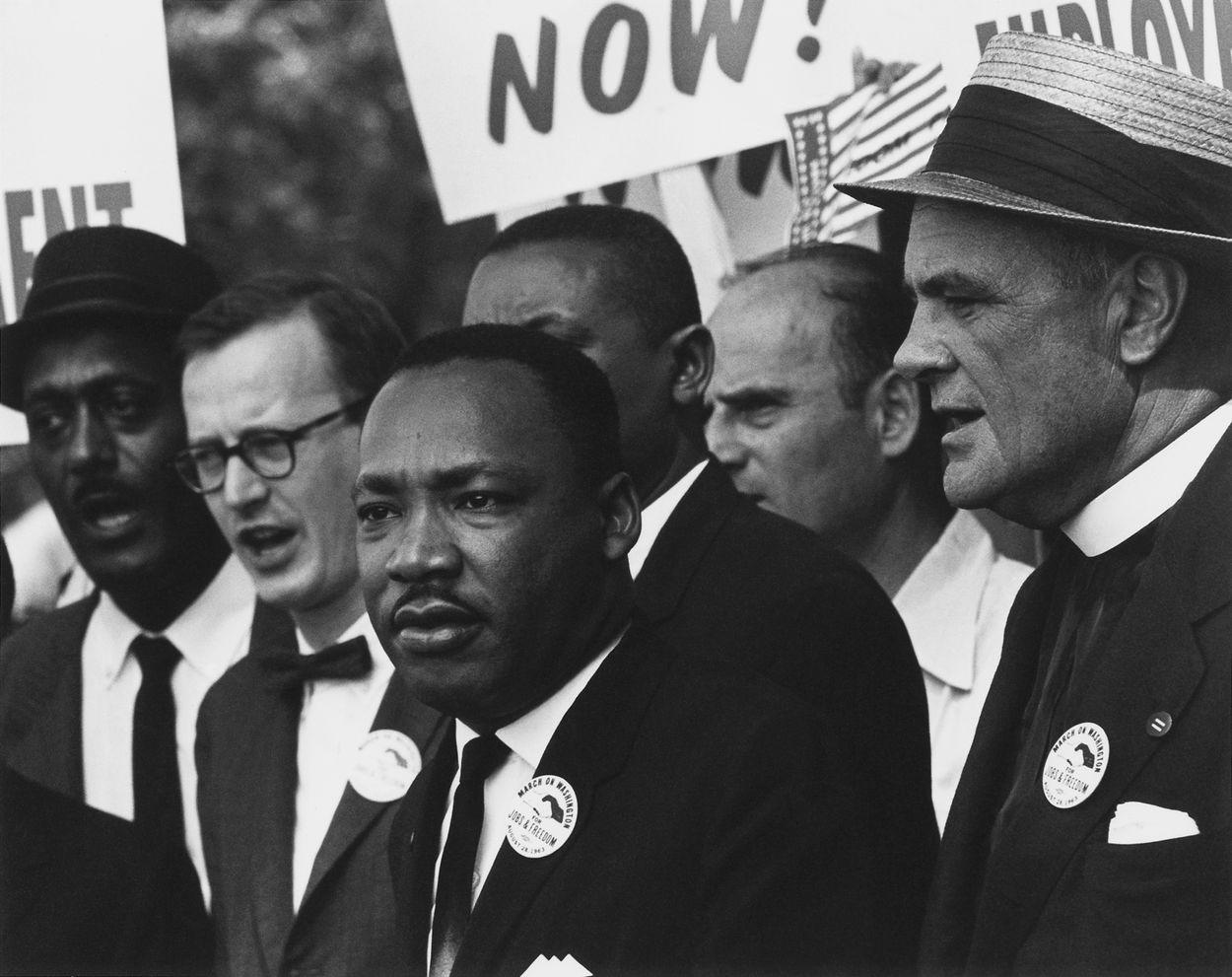 Afbeelding van Acht feiten over Martin Luther King die je nog niet wist