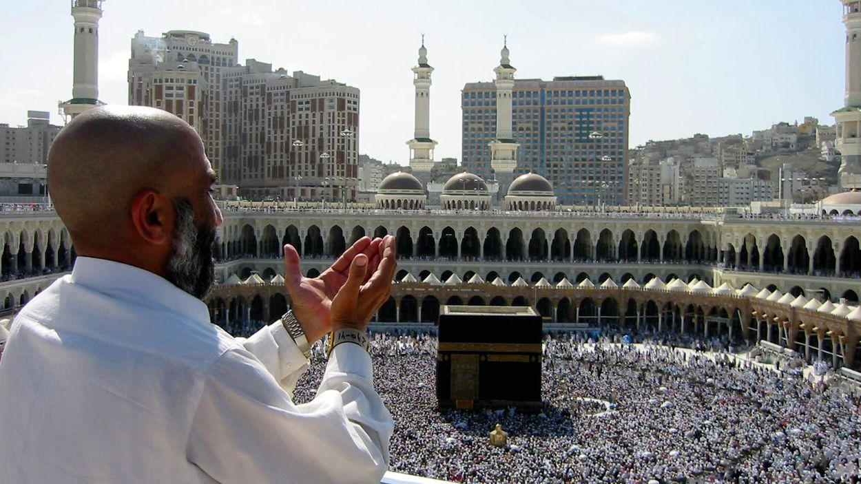 Afbeelding van Islamitische geleerden verwerpen de 'hadj-selfie'