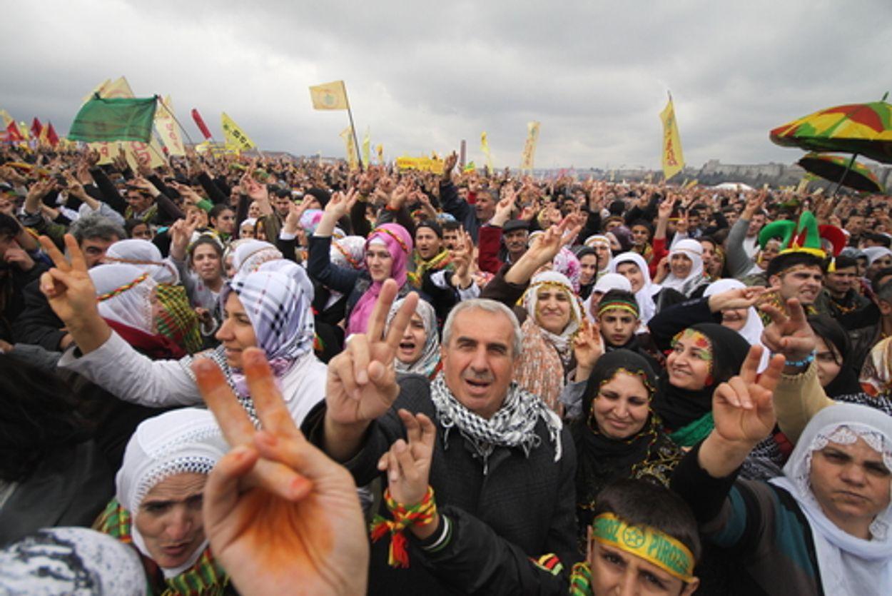 Afbeelding van De Koerden behoren tot de grootste statenloze volkeren ter wereld