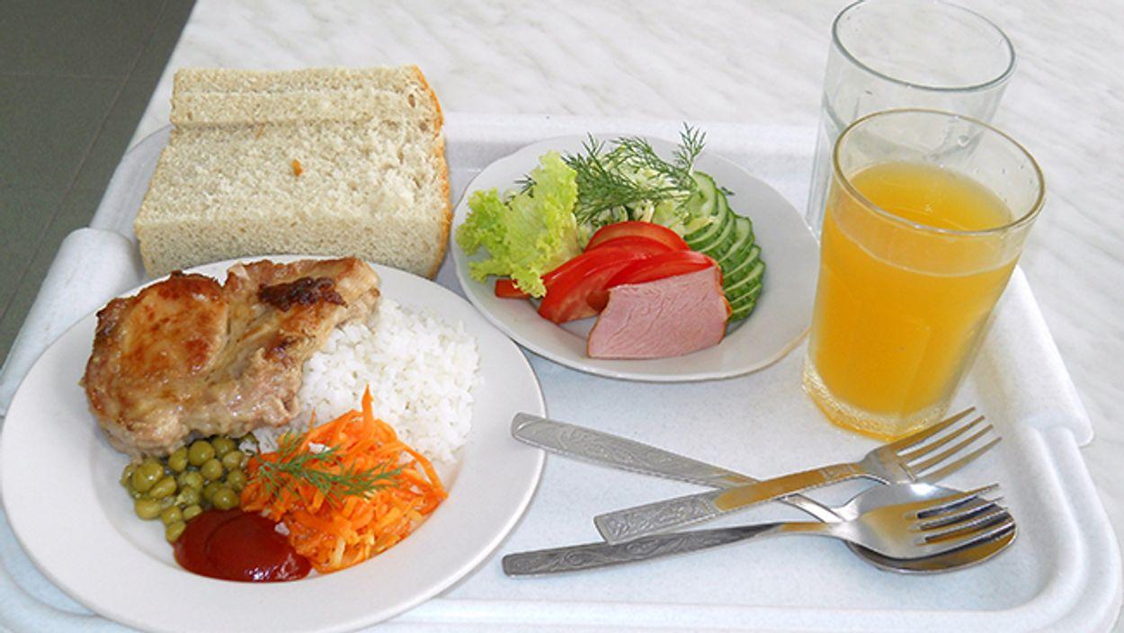 Afbeelding van Ongenoegen in het Europees Parlement: de lunch wordt duurder