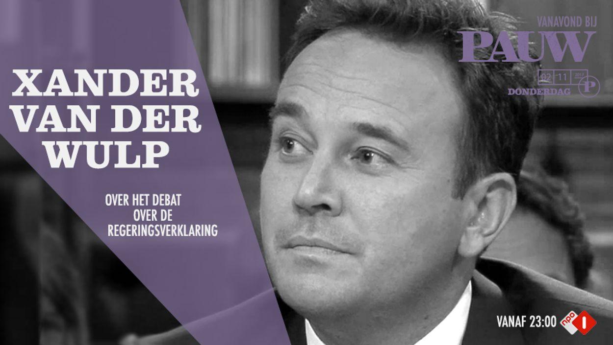 Xander vd Wulp 2 november