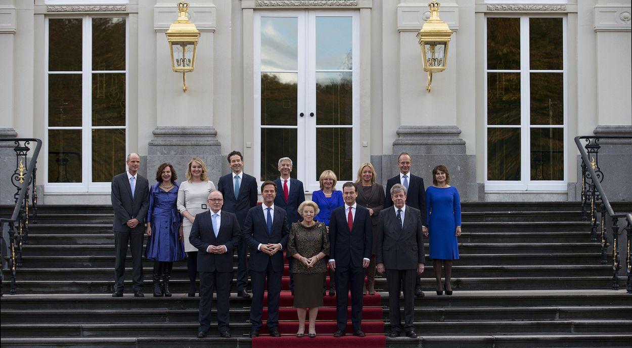 Afbeelding van De erfenis van Rutte II