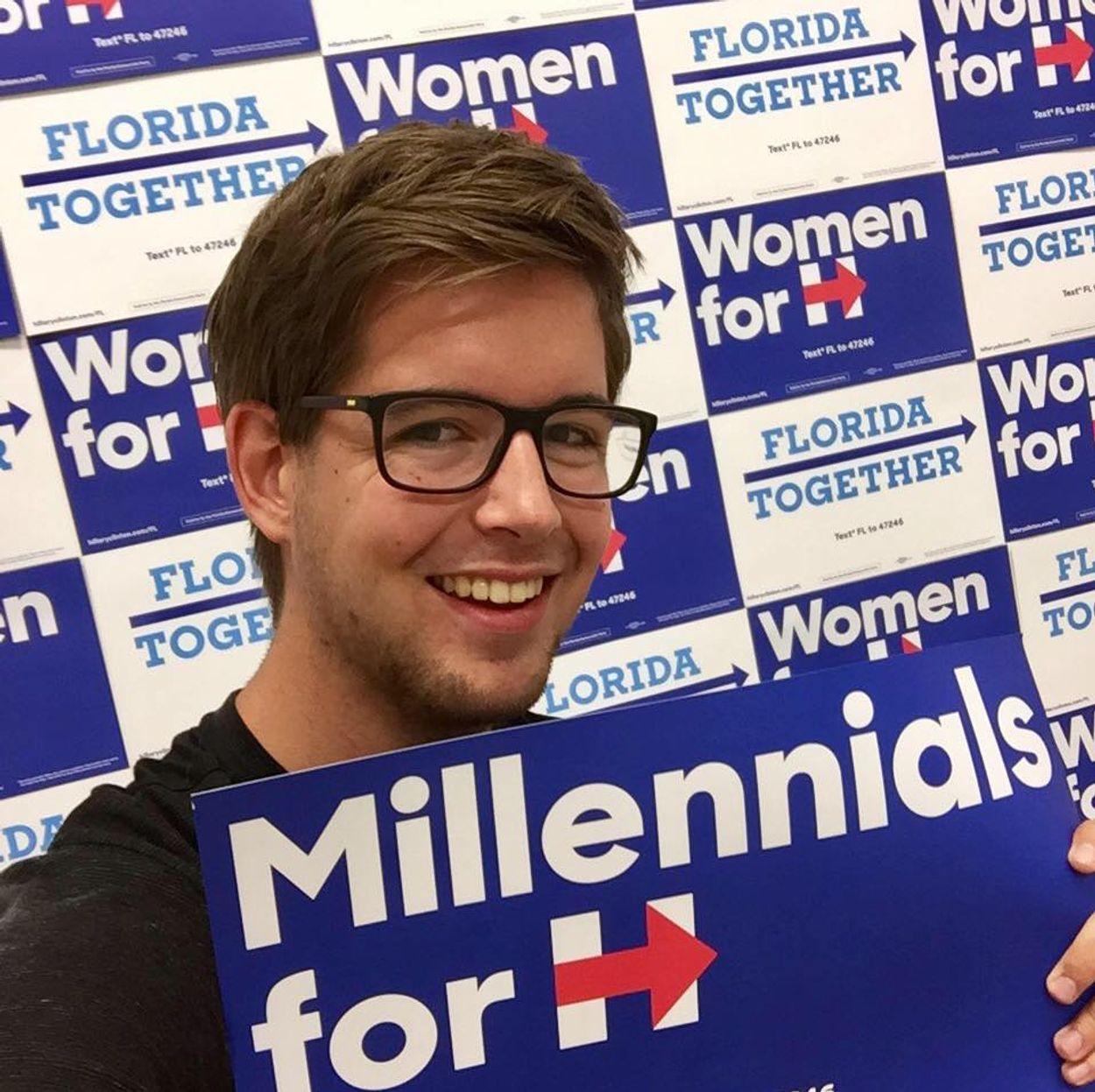 Afbeelding van Bloggers over Amerika kiest: Aan de slag voor Hillary Clinton
