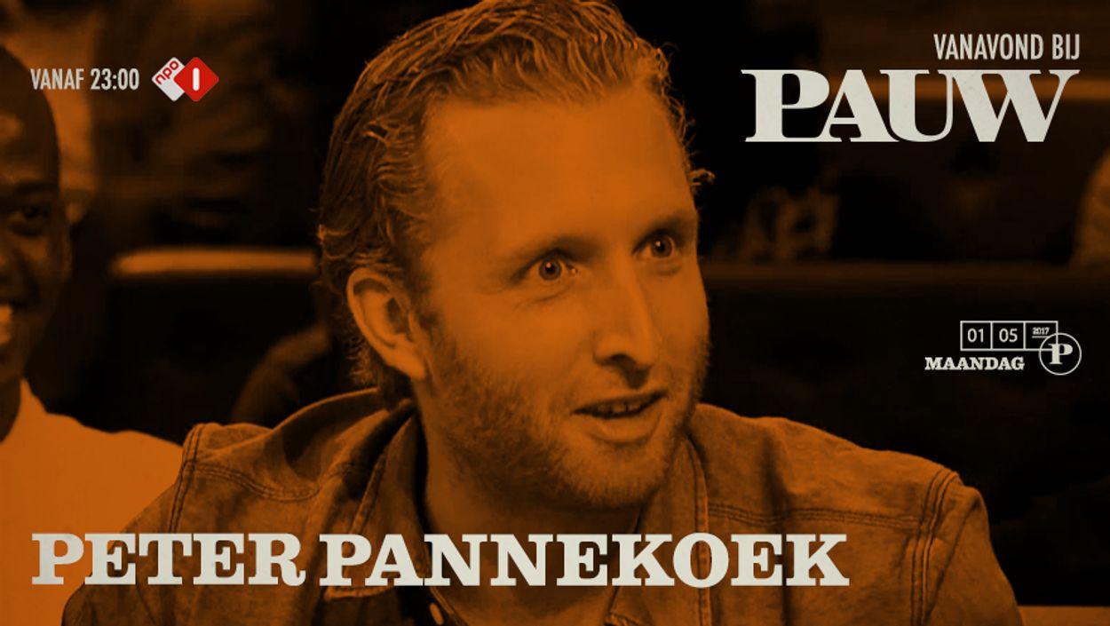 Peter Pannekoek 1 mei 2017