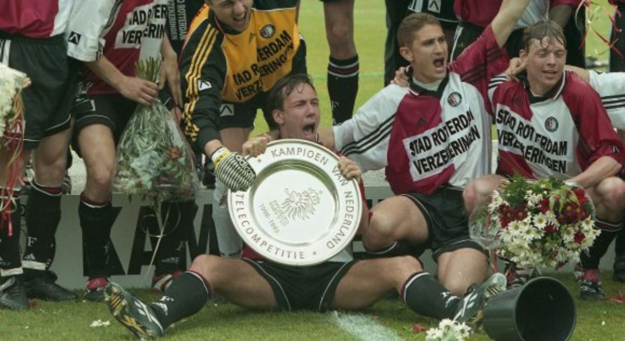 Afbeelding van Zo vierde Feyenoord zijn laatste landstitel