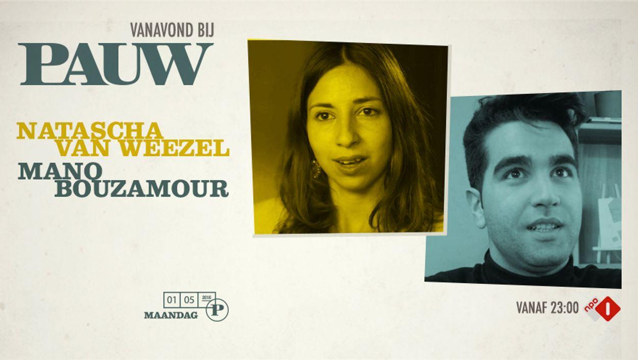 Natascha van Weezel en Mano Bouzamour 1 mei 2017
