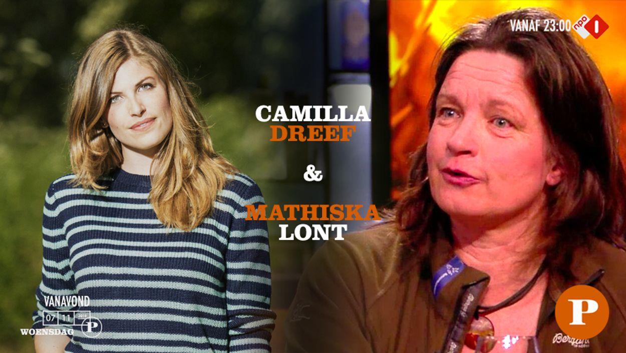 Camilla Dreef en Mathiska Lont