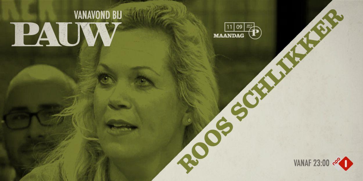 Roos Schlikker 11 september 2017