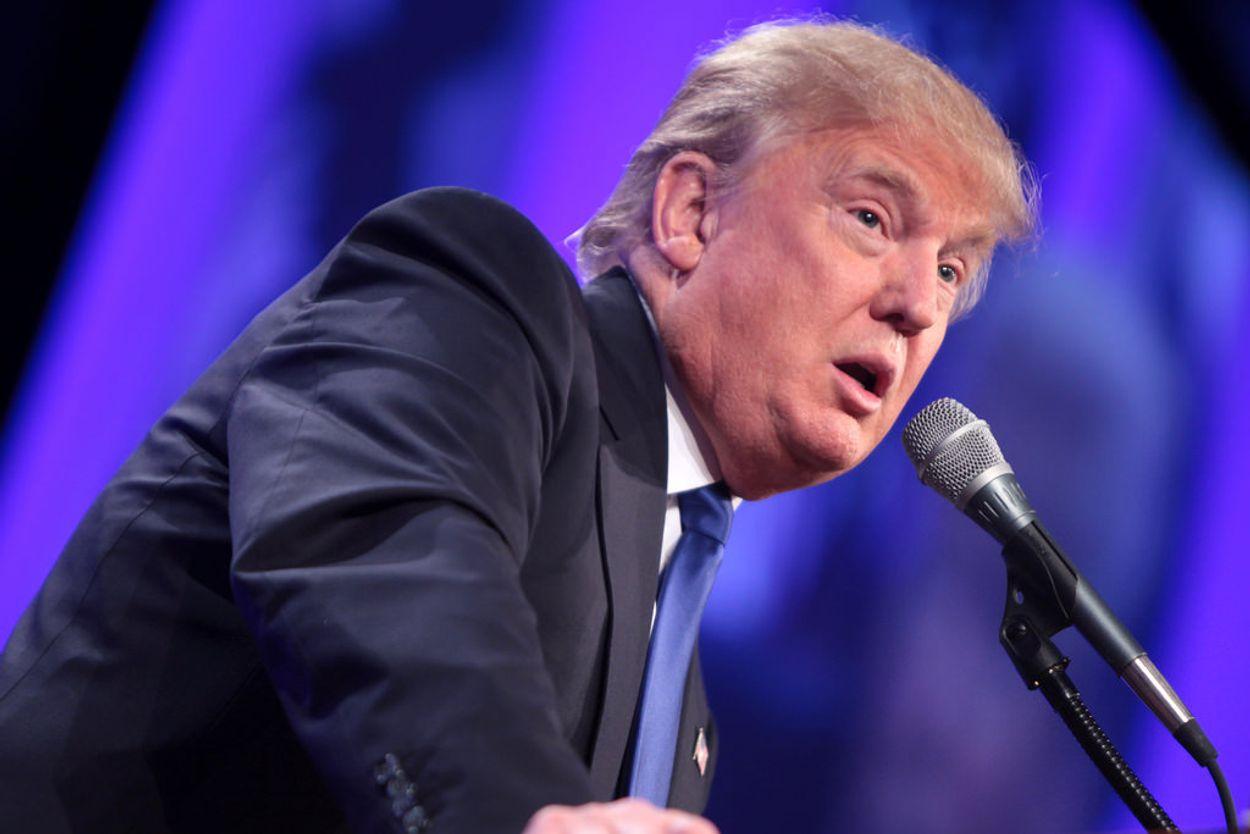 Afbeelding van Trump schopt tegen schenen partijgenoten en dreigt met shutdown