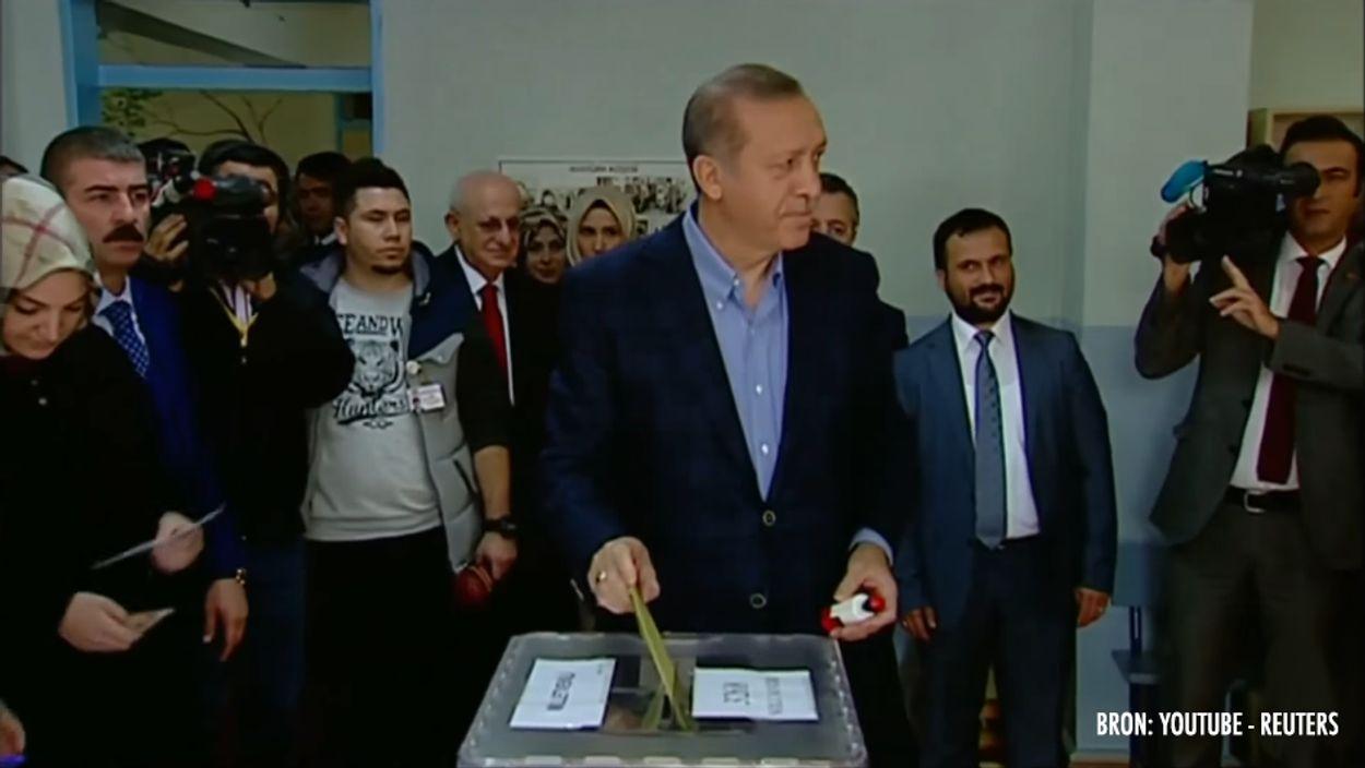 Afbeelding van Stemwijzer: het Turkse referendum