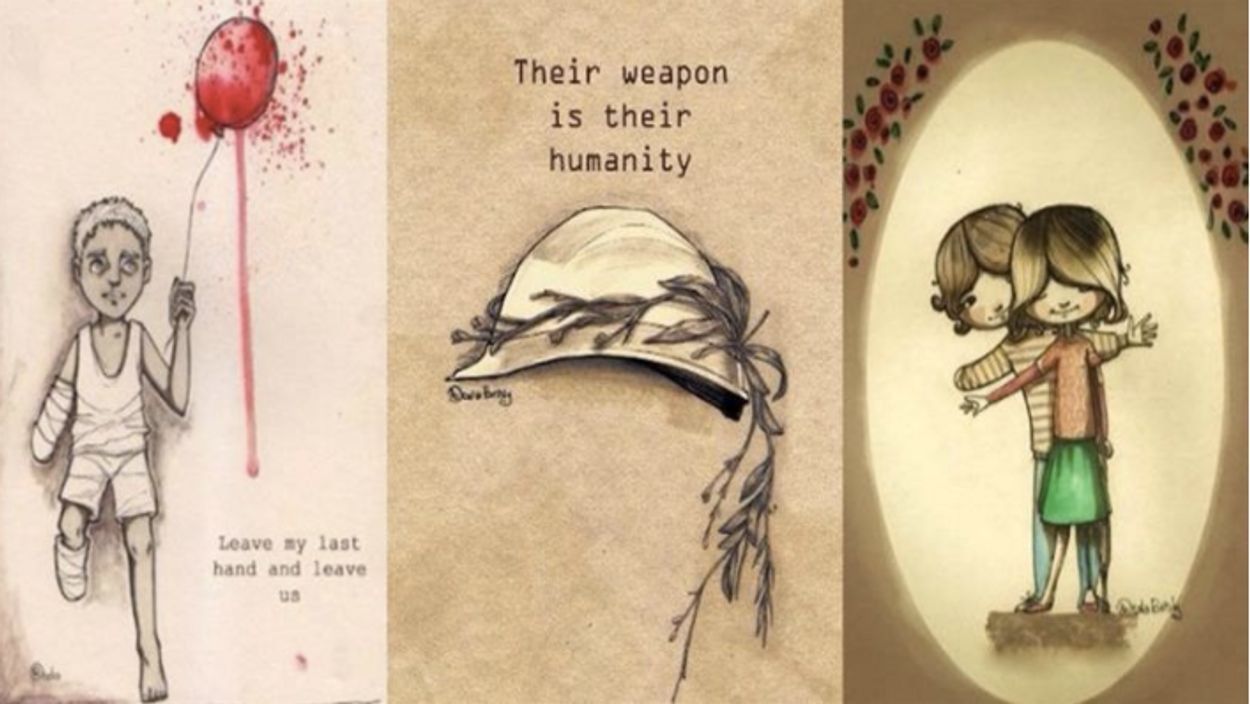 Kunst Syrië