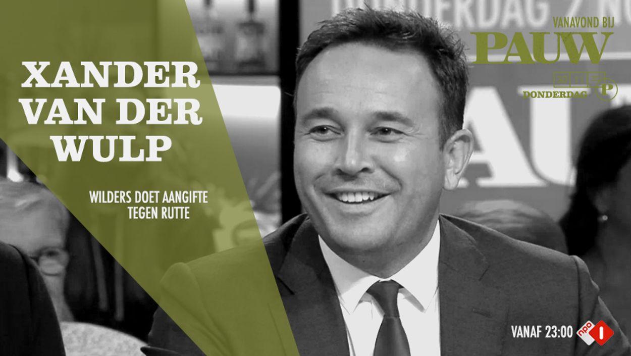 Xander van der Wulp 30 november