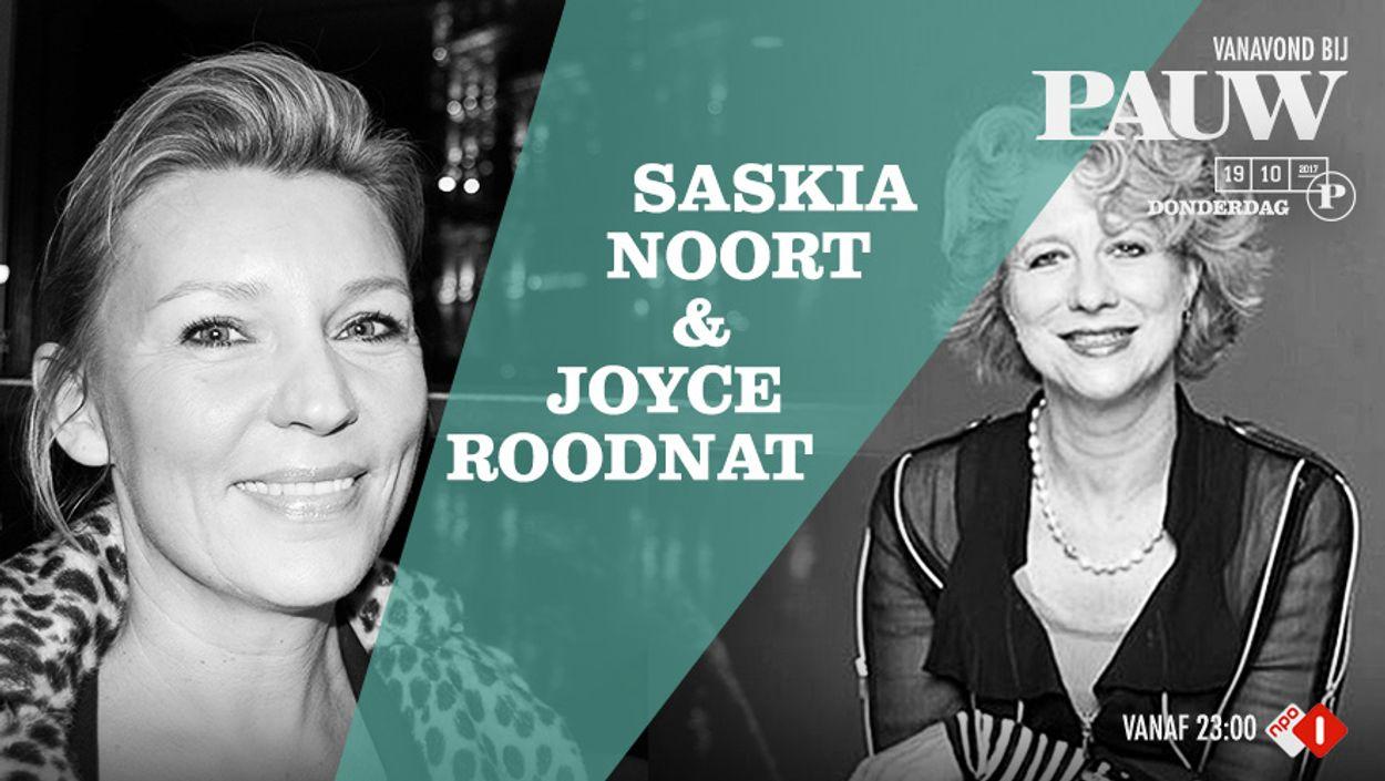 saskia noort & joyce roodnat donderdag 19 oktober 2017