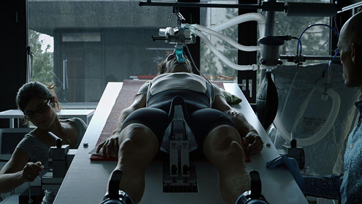 Afbeelding van De nieuwste Netflix-sensatie: dopingdocu Icarus