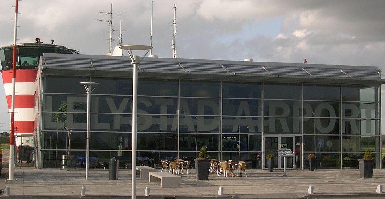Afbeelding van Uitbereiding Lelystad Airport minimaal met een jaar uitgesteld