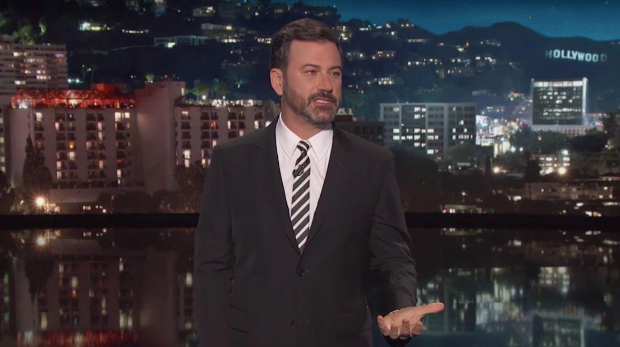 Afbeelding van Het lumineuze idee van Jimmy Kimmel