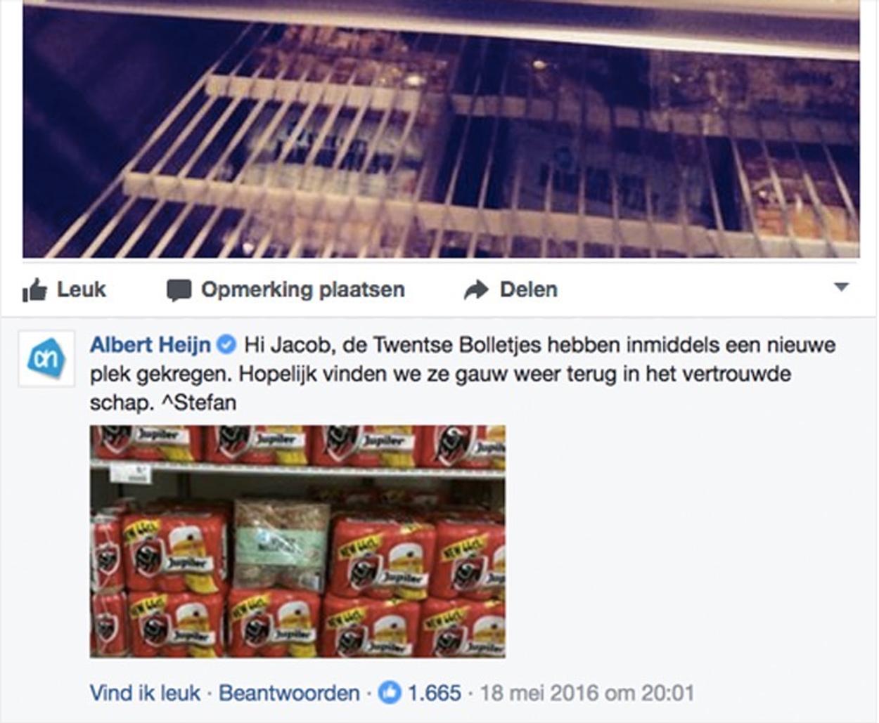 Albert Heijn deel 2