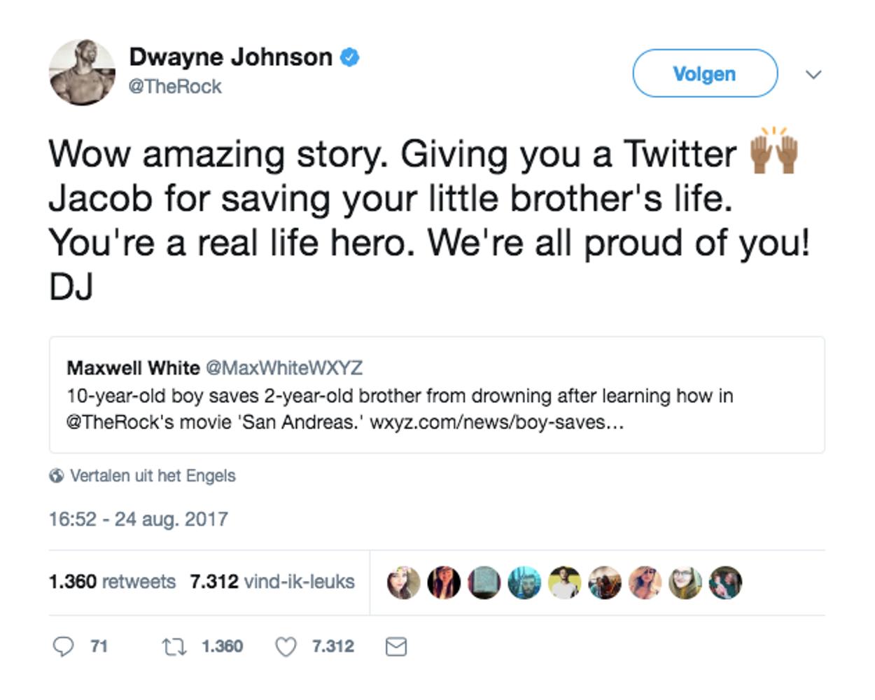 Tweet Johnson