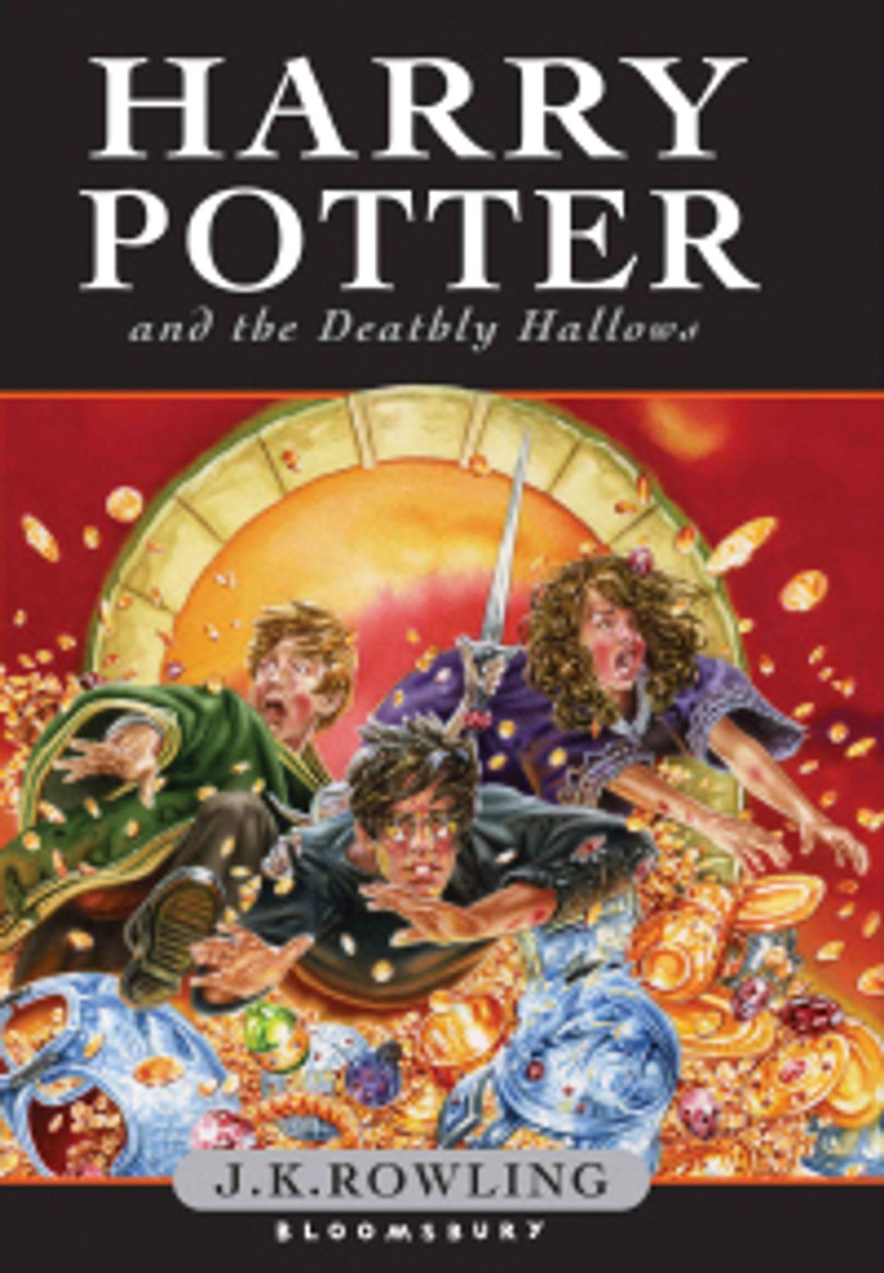 may harry potter