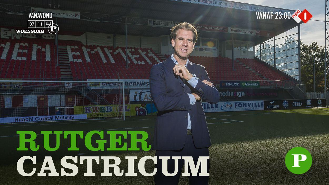 Rutger Castricum FC Emmen