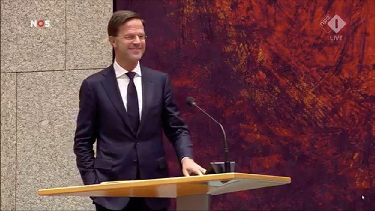 Afbeelding van Rutte: 'Wilders is een vrouw die niet bemind wil worden'