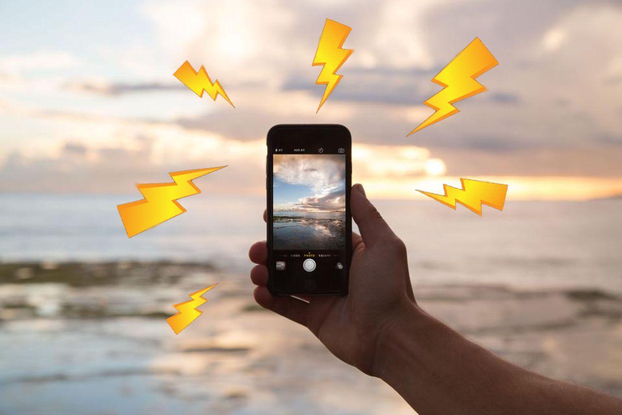 Afbeelding van De strijd tegen de smartphone