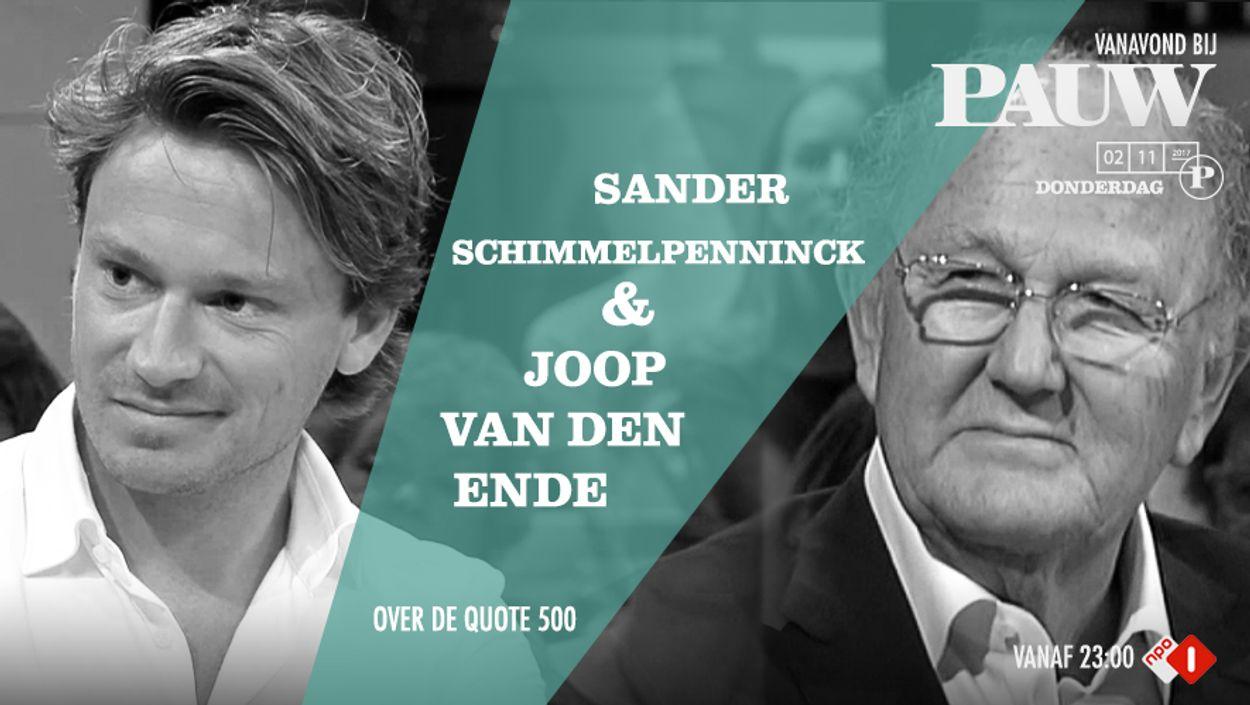 Sander en Joop over de Quote