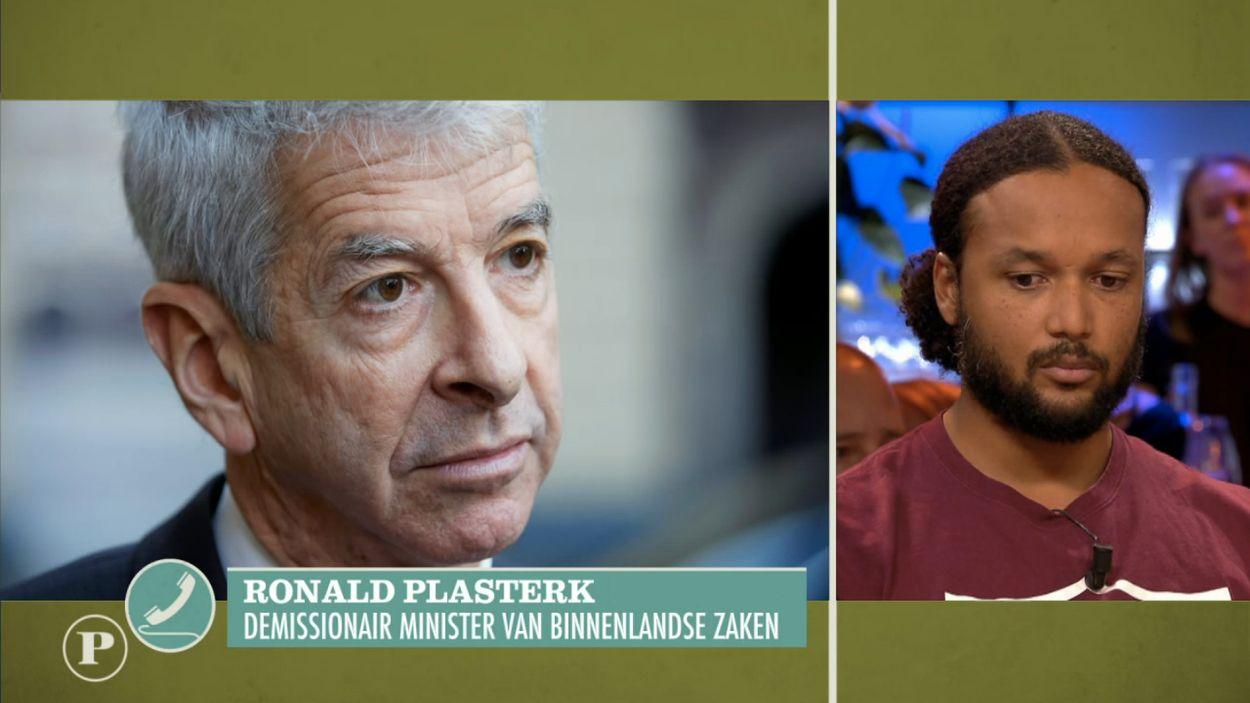 Afbeelding van Wat minister Plasterk en deze twee muzikanten voor Sint-Maarten gaan betekenen