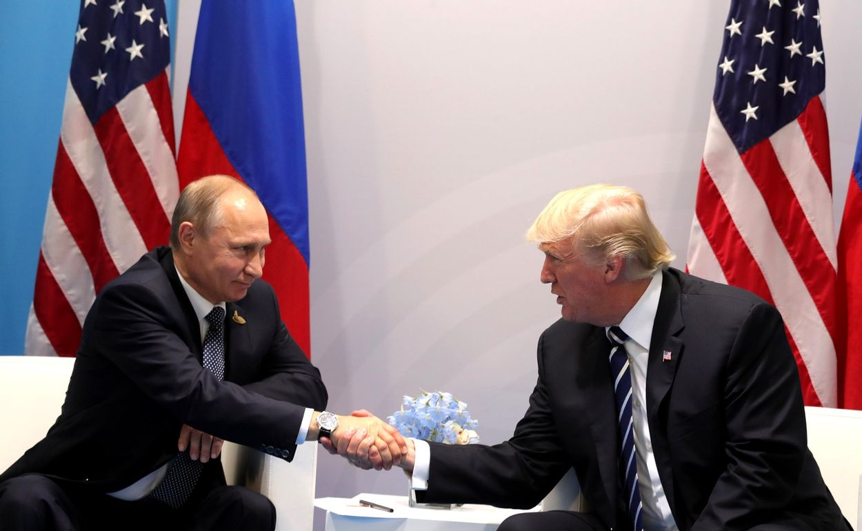 Afbeelding van Onderling wantrouwen Rusland en VS is niets nieuws onder de zon