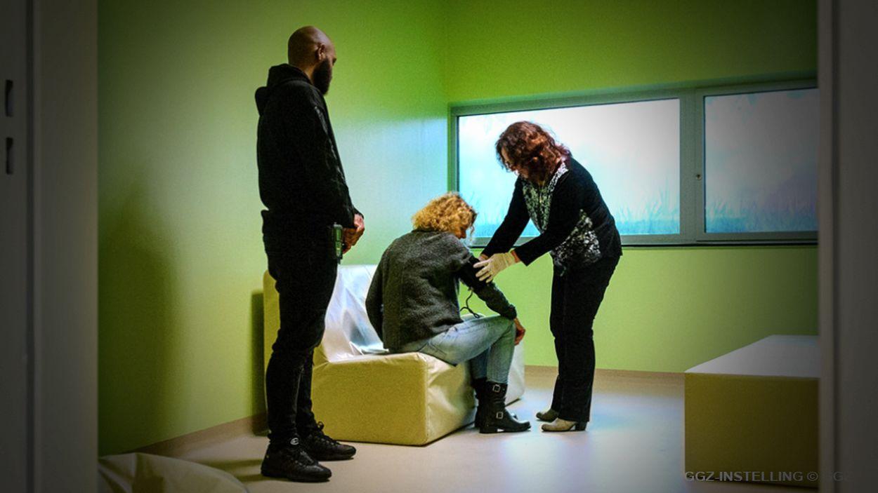 Afbeelding van Risico's van verwarde personen niet goed in beeld bij zorgverleners