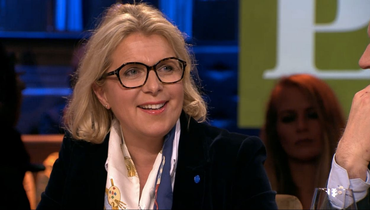Afbeelding van 'Marine Le Pen heeft tijdelijk afstand gedaan van Front National'