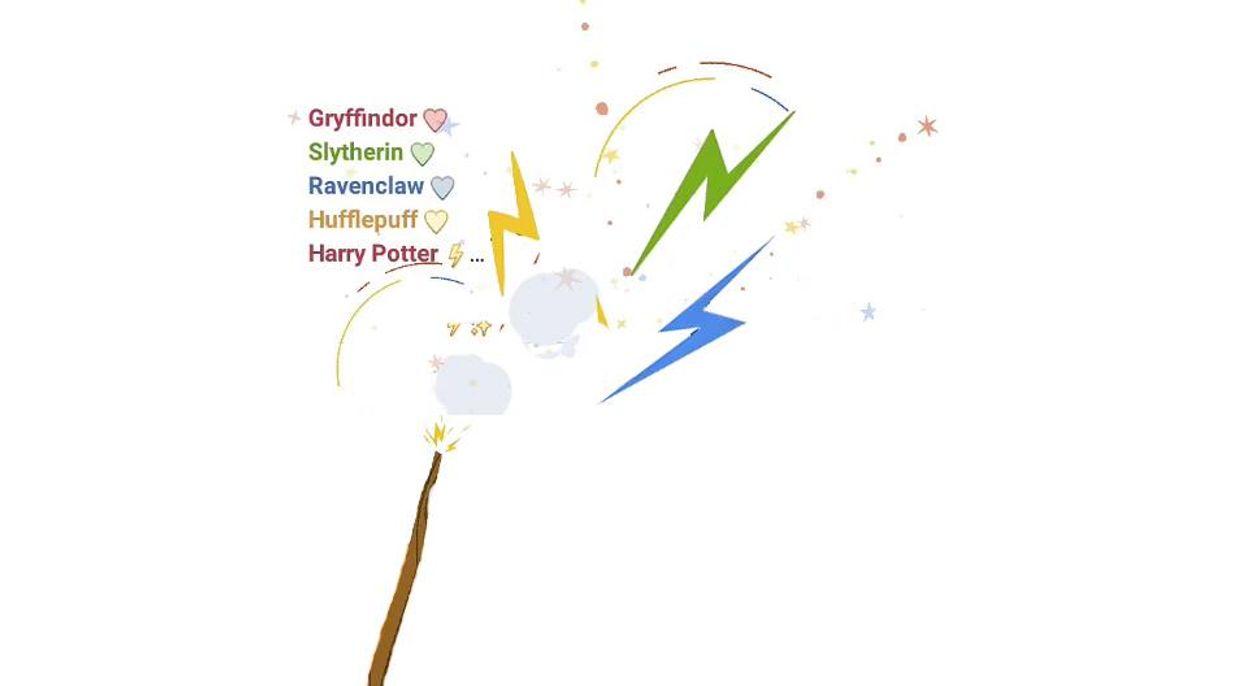 FB- easter egg Harry Potter