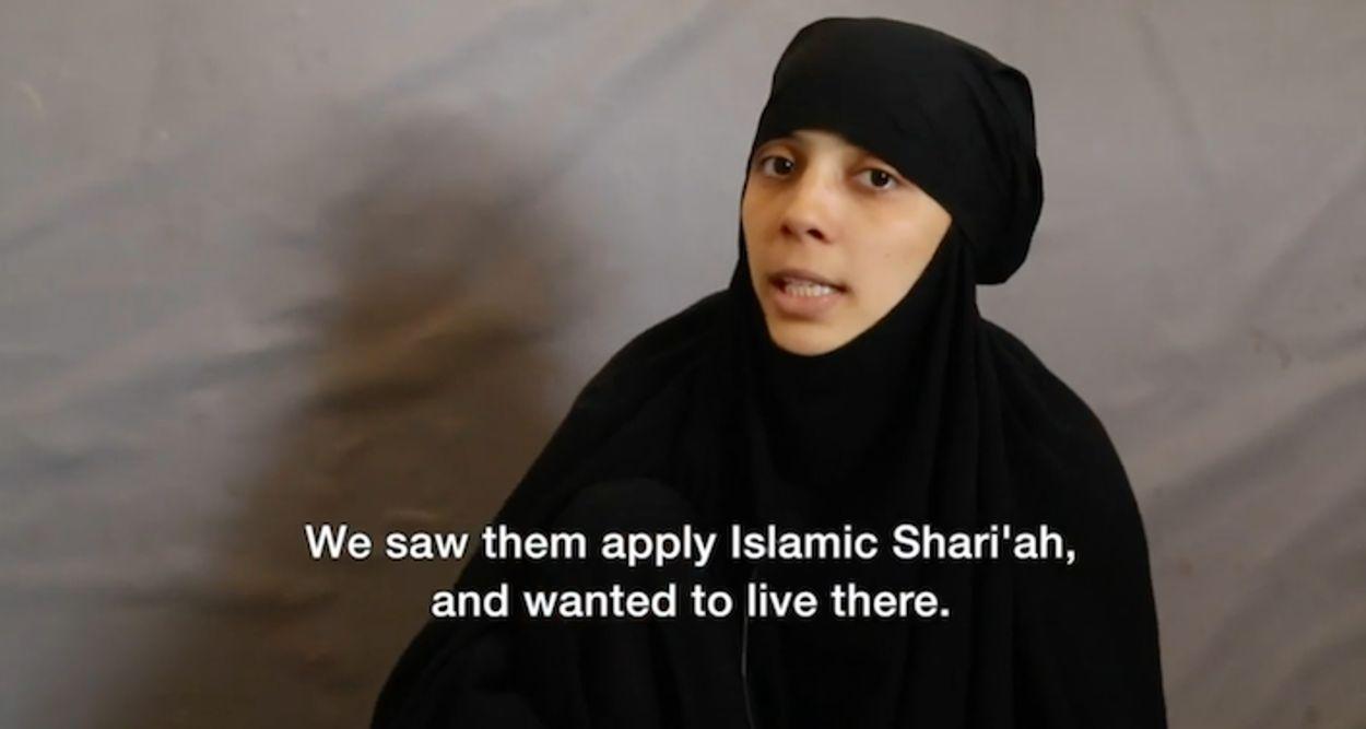 Afbeelding van Een inkijkje in het hoofd van een jihadist