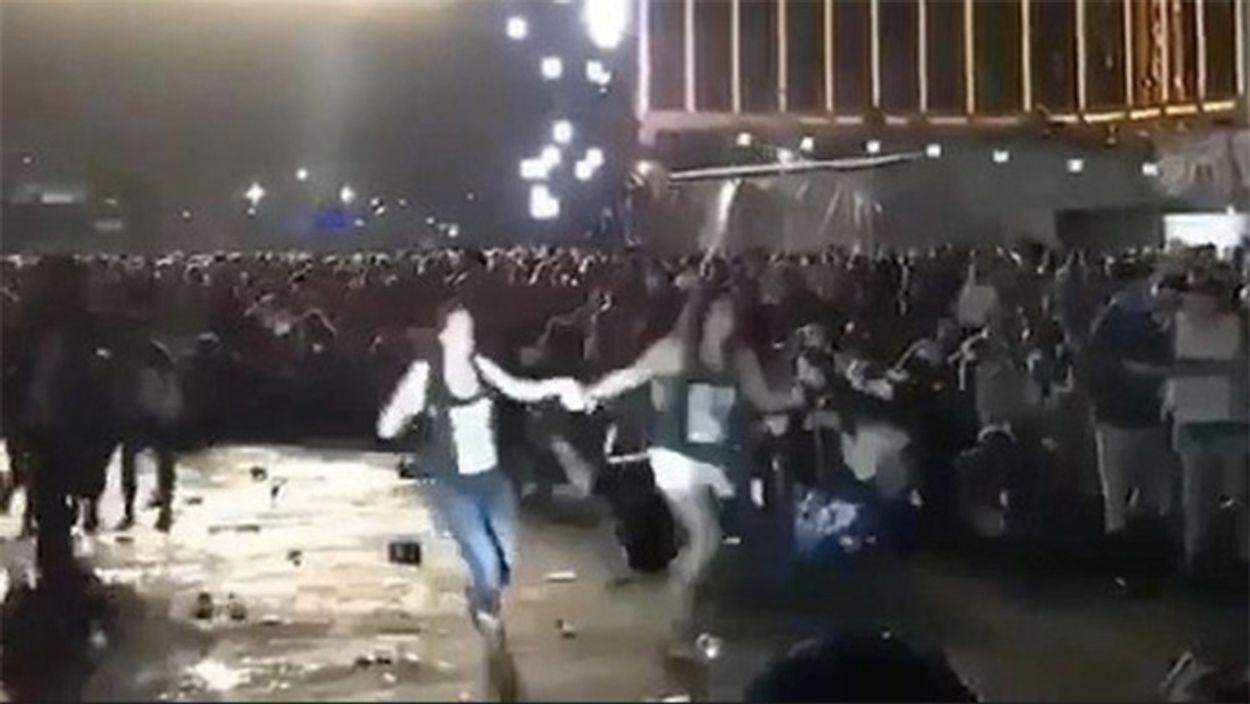 Afbeelding van Las Vegas geraakt door dodelijkste schietpartij in Amerikaanse geschiedenis