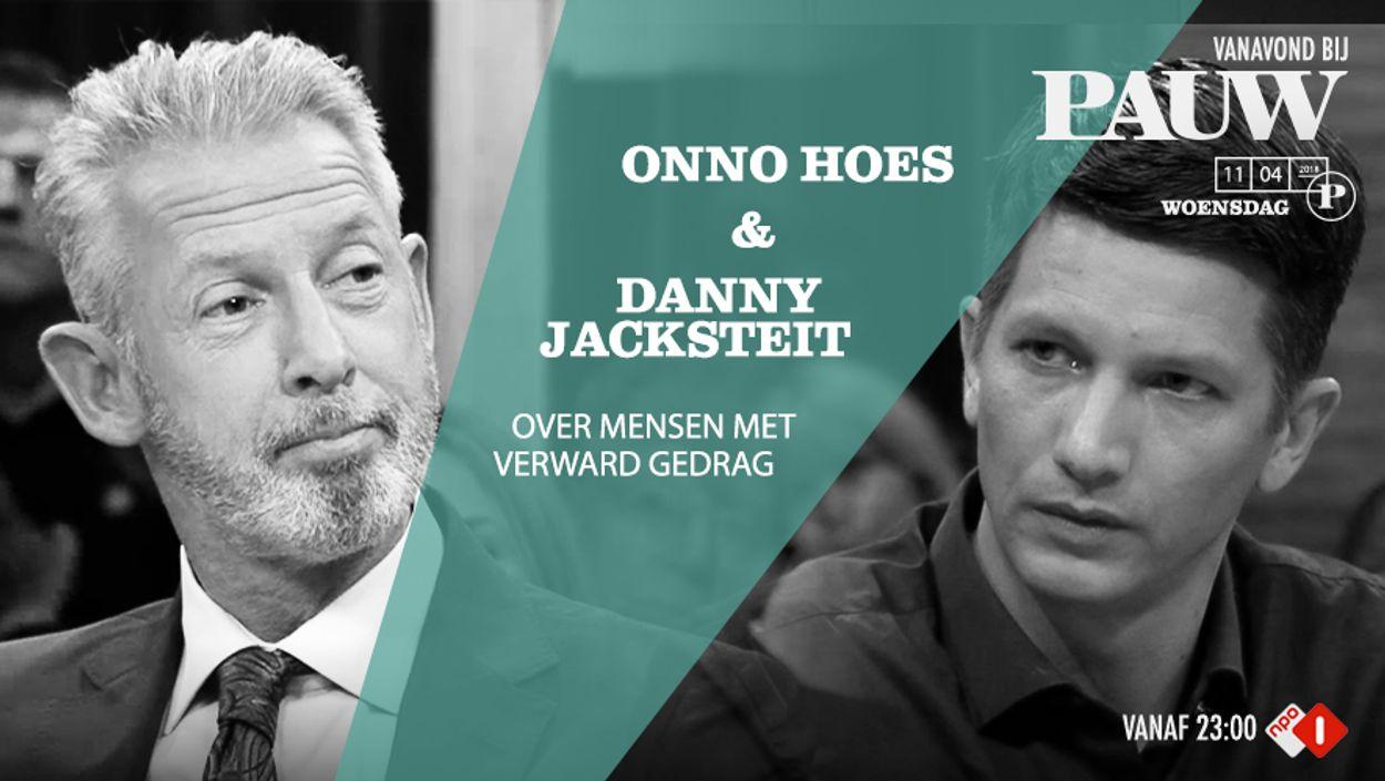 Onno Hoes en Danny Jacksteit 11 april